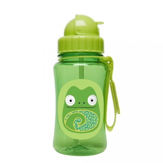 Skip Hop Zoo Straw Bottle - Chameleon