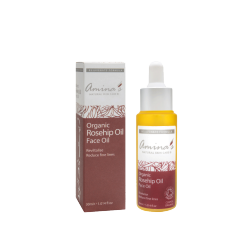 Amina's Organic Rose Hip Seed Oil 30ml