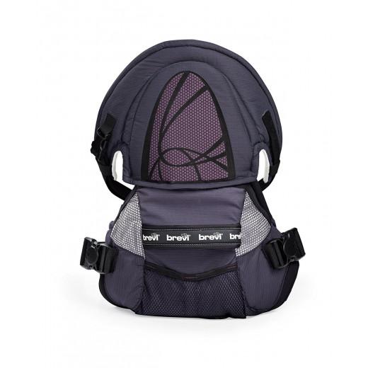 Brevi Baby Carrier Pod, Aubergine