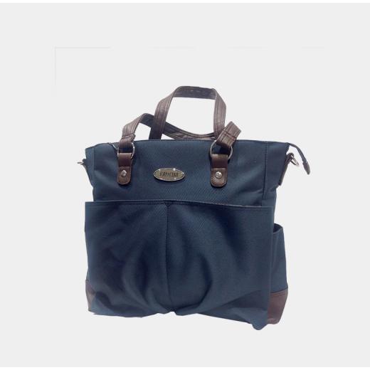 حقيبة حفاضات تشيلسي من بامبيني ، كحلي