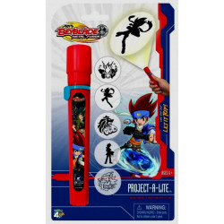 BEYBLADE-SWITCH Project Flash Light