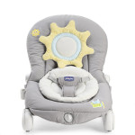Chicco Balloon Baby Bouncer, Dark Grey