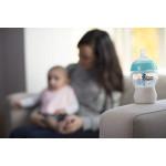 Tommee Tippee Advanced Anti Colic with Heat Sensing Tube X1, 340 ml Medium Flow Bottle