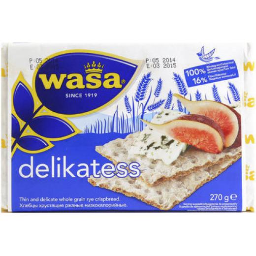 Wasa Crispbread Delikatess (270G)