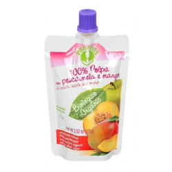 Pro Bios Organic Peach Apple & Mango 100g