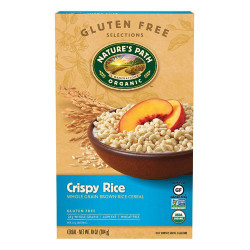 Nature's Path Gluten Free Crispy Rice Cereal 284g