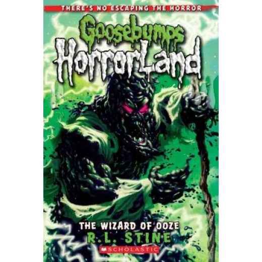 Goosebumps: Wizard of Ooze