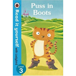 Ladybird Read it Yourself L3: Puss in Boots
