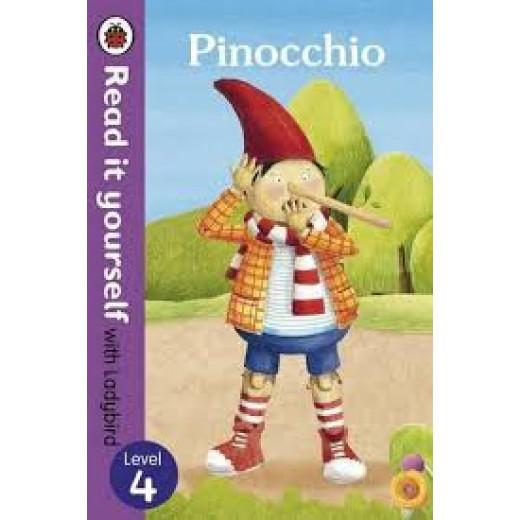 ladybird Read it Yourself L4 : Pinocchio