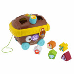 Chicco Pirate Chest Shape Sorter Toys
