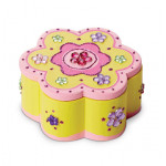 Melissa & Doug Decorate-Your-Own Wooden Flower Box