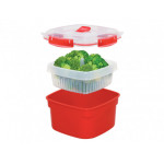 Sistema 3.2L Large Steamer