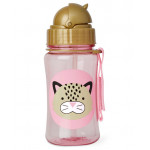 Skiphop Zoo Straw bottle Leopard