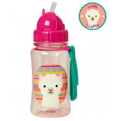 Skip hop Zoo Straw bottle Llama
