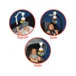Skip Hop Explore & More 3-In-1 Travel Mobile