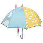 Skip Hop Zoobrella Little Kid Unicorn Umbrella