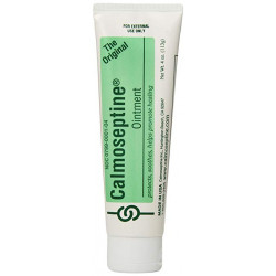 Calmoseptine Ointment 113gm skin protectant (zinc oxide 20.6%)