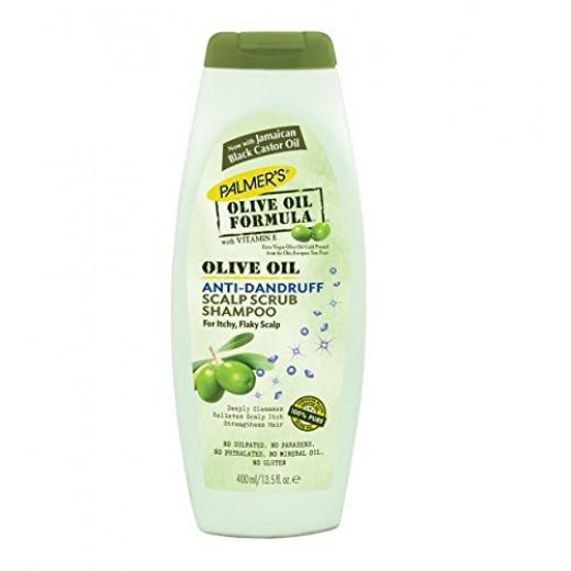 Palmer's Olive Oil Formula Anti-Dandruff Scalp Scrub Shampoo