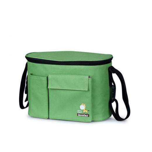 Insular Green Lunch Box