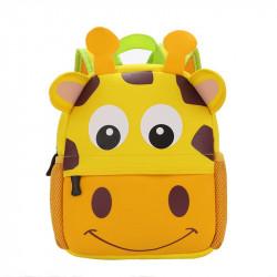 حقيبة ظهر رياض الأطفال الزرافة