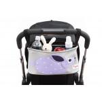 GenioWorld Stroller Organizer Rabbit