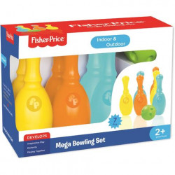 Fisher Price Mega Bowling Set