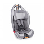 Chicco 123 Gro-up Baby Car Seat - Grey