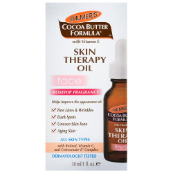 Palmer's Cocoa Butter Formula Face Skin Therapy Oil 1 fl oz