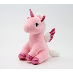 Teddy Bear (Unicorn), Pink