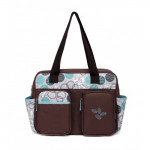 Colorland New Javababy Bag for Mummy - Blue