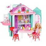Barbie Club Chelsea Playhouse