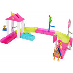 Barbie Go Pony Race Track Playset