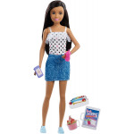 Barbie - Skipper Babysitters INC Doll and Accessories, Multi-Colour
