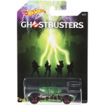 Hot Wheels - Ghostbusters Diecast Vehicles - Full Set of 8