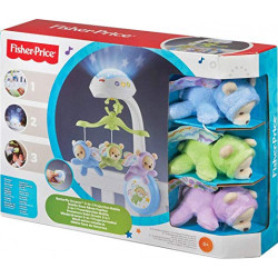 Fisher Price Butterfly Dreams™ 3-in-1 Projection Mobile