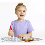 Crayola Beginnings - First Markers (8 Pack)