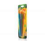 Crayola Arts & Crafts Brushes, 5 Count