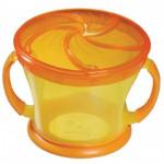 Munchkin Snack Catcher, Orange and Yellow