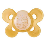 Chicco Physio Comfort Neutral Silicone Soother (1 Piece, Glowing)