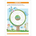 School Zone - Mazes Workbook