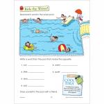 School Zone - First Grade Super Scholar Workbook Ages 5 to 7