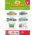 School Zone - Kindergarten Little Thinkers