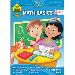 School Zone - Math Basics 3