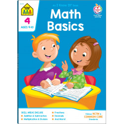 School Zone - Math Basics 4