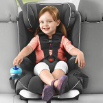 Chicco MyFit Harness Booster Car Seat, Notte