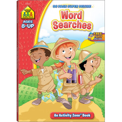 School Zone - Word Searches Super Deluxe
