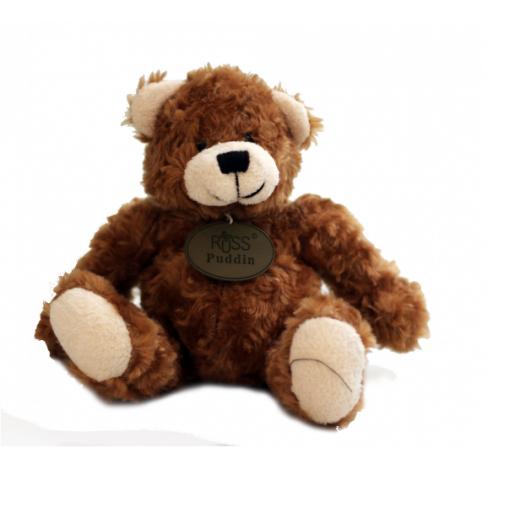 Russ Puddin Teddy, Brown
