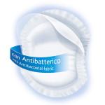 Chicco AntiBacterial Absorb Nursing Pads (30 Pieces)