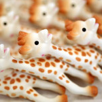 Sophie La Girafe Teether, Fresh Touch box