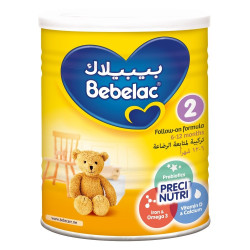 Bebelac 2 Follow on Milk, 900g